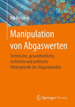 Manipulation von Abgaswerten von Borgeest,  Kai