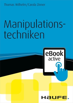 Manipulationstechniken – eBook active von Wilhelm,  Thomas, Zinner,  Carola