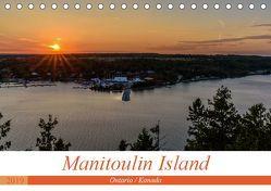 Manitoulin Island – Ontario / Kanada (Tischkalender 2019 DIN A5 quer) von Stollmann - fotoglut,  Michael