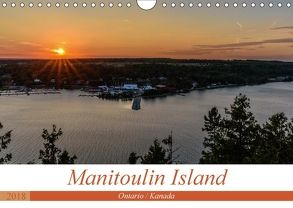 Manitoulin Island – Ontario / Kanada (Wandkalender 2018 DIN A4 quer) von Stollmann - fotoglut,  Michael