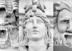 Mannheim ist Schön! (Wandkalender 2019 DIN A3 quer) von Tortora - www.aroundthelight.com,  Alessandro