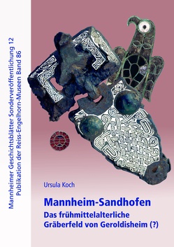 Mannheim-Sandhofen von Koch,  Ursula, Rosendahl,  Wilfried, Wieczorek,  Alfried, Wiegand,  Hermann