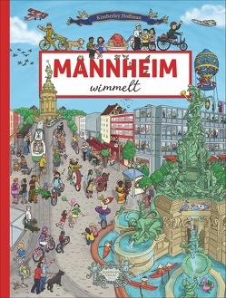 Mannheim wimmelt von Hoffman,  Kimberley