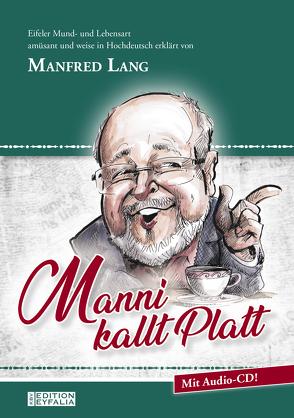Manni kallt Platt von Lang,  Manfred