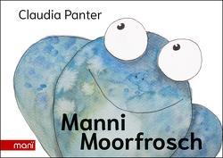 Manni Moorfrosch von Panter,  Claudia