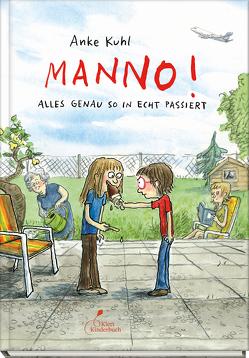Manno! von Kuhl,  Anke