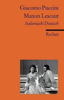 Manon Lescaut von Mehnert,  Henning, Puccini,  Giacomo