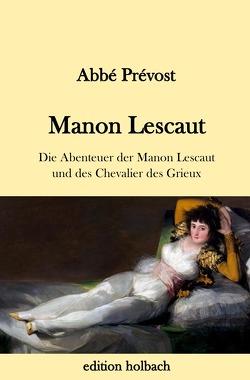 Manon Lescaut von Prévost,  Abbé