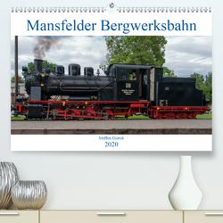Mansfelder Bergwerksbahn (Premium, hochwertiger DIN A2 Wandkalender 2020, Kunstdruck in Hochglanz) von Artist Design,  Magic, Bergwerksbahn e.V.,  Mansfelder, Gierok,  Steffen