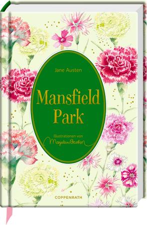 Mansfield Park von Austen,  Jane, Bastin,  Marjolein