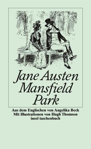 Mansfield Park von Austen,  Jane, Beck,  Angelika, Thomson,  Hugh