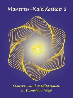 Mantren Kaleidoskop 1 von Faustyna,  Felicja