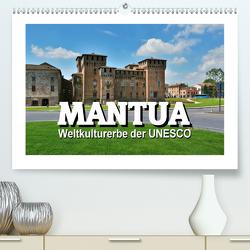 Mantua – Weltkulturerbe der UNESCO (Premium, hochwertiger DIN A2 Wandkalender 2020, Kunstdruck in Hochglanz) von Bartruff,  Thomas