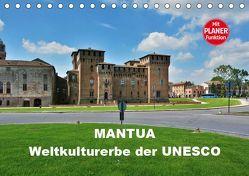 Mantua – Weltkulturerbe der UNESCO (Tischkalender 2019 DIN A5 quer) von Bartruff,  Thomas
