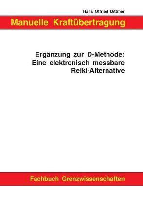 Manuelle Kraftübertragung von Dittmer,  Hans Otfried