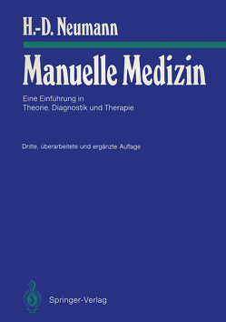 Manuelle Medizin von Mau,  H., Neumann,  H.-D.