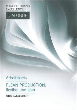 Manufacturing Excellence Dialogue. von Kinzel,  Markus, Klinkner,  Raimund
