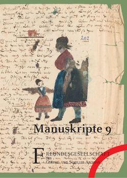 Manuskripte 9 von Bischof,  Ulrike, Dietsch,  Ingrid, Henke,  Silke, Herzog,  Christine, Liepsch,  Evelyn, Völkel,  Laura, Wachter,  Anna-Maria