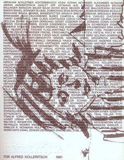 Manuskripte für Alfred Kolleritsch von Aichinger,  Ilse, Artmann,  Hans C, Drews,  Jörg, Eisendle,  Helmut, Handke,  Peter, Hoffer,  Klaus, Jelinek,  Elfriede, Laederach,  Jürg, Widmer,  Urs
