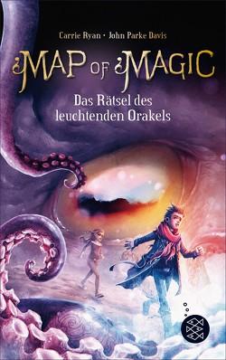 Map of Magic – Das Rätsel des leuchtenden Orakels (Bd. 3) von Davis,  John Parke, Ryan,  Carrie, Strohm,  Leo H.