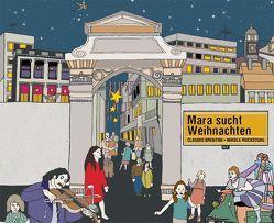 Mara sucht Weihnachten von Brentini,  Claudio, Ruckstuhl,  Nikole