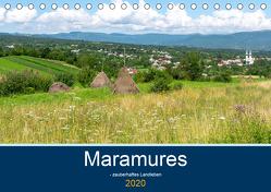 Maramures – zauberhaftes Landleben (Tischkalender 2020 DIN A5 quer) von Kislat,  Gabriele