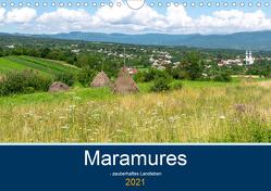 Maramures – zauberhaftes Landleben (Wandkalender 2021 DIN A4 quer) von Kislat,  Gabriele