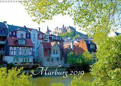 Marburg 2019 (Wandkalender 2019 DIN A3 quer) von Bunk,  Monika