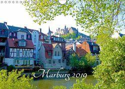 Marburg 2019 (Wandkalender 2019 DIN A4 quer) von Bunk,  Monika