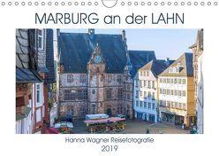 Marburg an der Lahn (Wandkalender 2019 DIN A4 quer) von Wagner,  Hanna