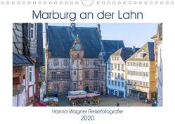 Marburg an der Lahn (Wandkalender 2020 DIN A4 quer) von Wagner,  Hanna