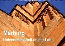 Marburg – Universitätsstadt an der Lahn (Wandkalender 2019 DIN A2 quer) von Thauwald,  Pia