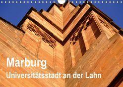 Marburg – Universitätsstadt an der Lahn (Wandkalender 2019 DIN A4 quer) von Thauwald,  Pia