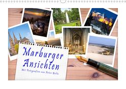 Marburger Ansichten (Wandkalender 2020 DIN A3 quer) von Beltz,  Peter