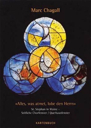 Marc Chagall 'Alles, was atmet, lobe den Herrn' von Chagall,  Marc