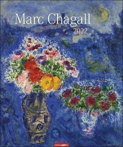 Marc Chagall Kalender 2022 von Weingarten