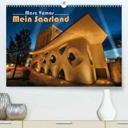Marc Vamos – Mein Saarland (Premium, hochwertiger DIN A2 Wandkalender 2021, Kunstdruck in Hochglanz) von Vamos,  Marc