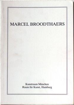 Marcel Broodthaers von Horn,  Luise, Zwirner,  Dorothea