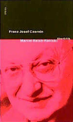 Marcel Reich-Ranicki von Czernin,  Franz J