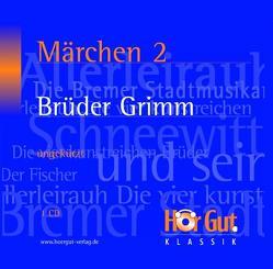 Märchen 2 der Brüder Grimm von Grimm,  Jacob, Grimm,  Wilhelm, Jochmann,  Norbert