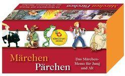 Märchen-Pärchen von Bärtschi,  Judith, Berking,  Johanna, Friedrichson,  Sabine, Noffke,  Brunhilde, Zwerger,  Lisbeth