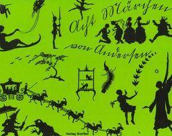 Märchen von Hans Christian Andersen in Scherenschnittbildern von Andersen,  Hans Ch, Reine,  Käte