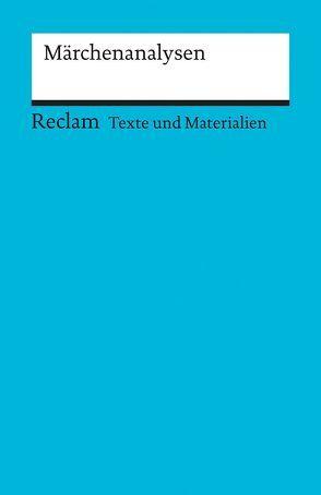 Märchenanalysen von Schödel,  Siegfried