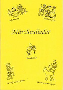 Märchenlieder von Dunkler,  Sabine, Haren,  Edith van