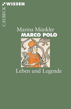 Marco Polo von Münkler,  Marina