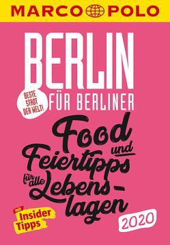 MARCO POLO Beste Stadt der Welt – Berlin 2020 MARCO POLO Cityguides) von Wiedemeier,  Juliane
