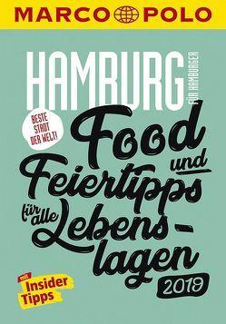 MARCO POLO Beste Stadt der Welt – Hamburg 2019 (MARCO POLO Cityguides) von Wilberg,  Dirk