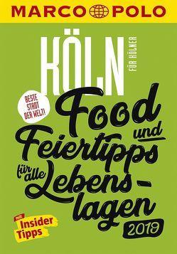 MARCO POLO Beste Stadt der Welt – Köln 2019 (MARCO POLO Cityguides) von Johnen,  Ralf