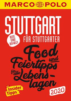 MARCO POLO Beste Stadt der Welt – Stuttgart 2020 MARCO POLO Cityguides) von Aicher,  Annik, Bey,  Jens, Wiemer,  Karin