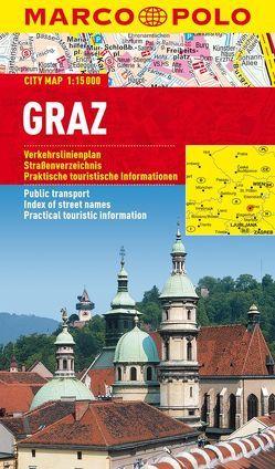 MARCO POLO Cityplan Graz 1:15 000